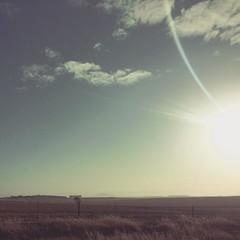 The Sun #sun #roadtripping