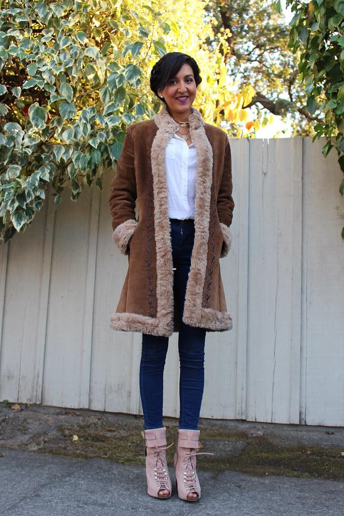 70s Inspired Coat 1
