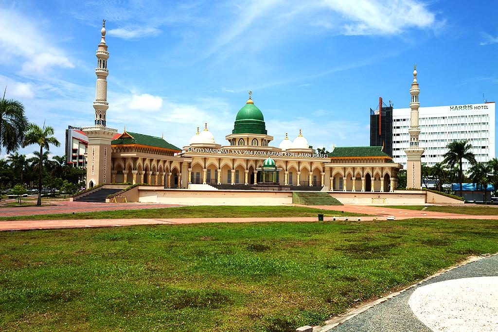 New building opposite Pemerintah Kota Batam--Batam