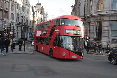 Metroline LT21 LTZ1021