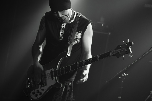SPUTNIK KOMBINAT live at 獅子王, Tokyo, 05 Nov 2015. 164