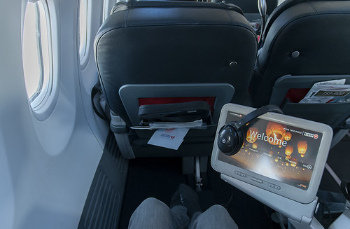 Business Class Turkish Airlines MAD-IST