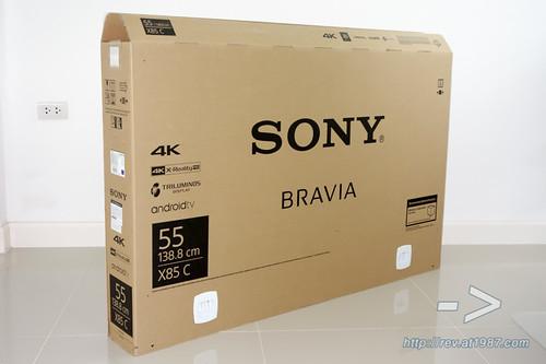 Sony Bravia KD-55X8500C