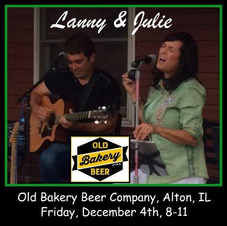 Lanny & Julie 12-4-15
