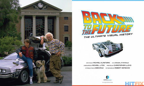 Back to the Future - Trilogy - Book cover
