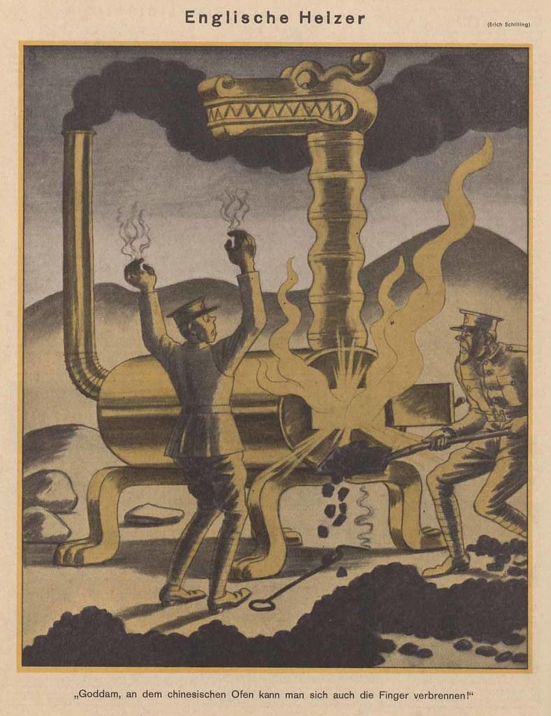 Erich Schilling - English Heater, 1939