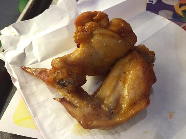 Chicken wings - KFC