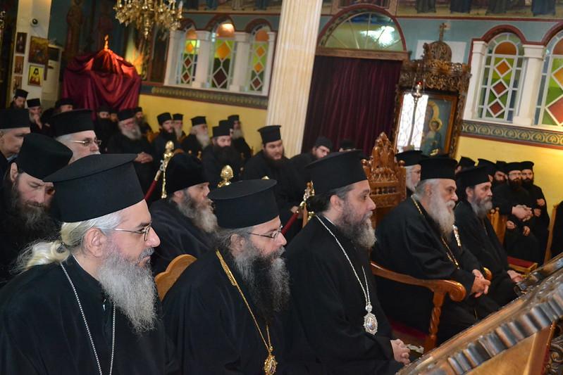 Σύναξις Κληρικών Νοτίου Ελλάδος 2015
