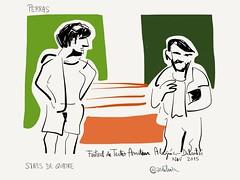 X Festival de Teatro Amateur de Alegria-Dulantzi 2015 - STRES DE QUATRE