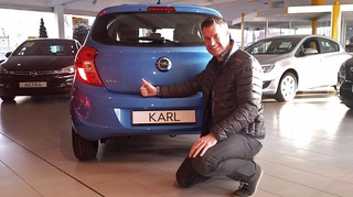 Opel-Blog-Leser didi unterwegs im Opel KARL