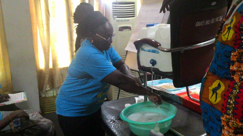 2015-11-26 Ghana: Awareness creation seminar for domestic workers