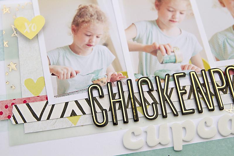 Alex Gadji - Chickenpox cupcakes closeup2