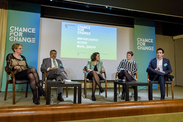 MSLGROUP's Chance for Change Summit 2015