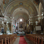 Baja, Ferences templom