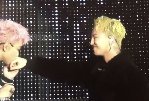 BIGBANG Osaka FINAL Japan Day 3 2016-12-29 Screencaps (3)