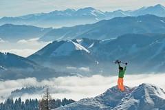 Vyhlášení vítěze soutěže Poznej a vyhraj: nejbližší Alpy, kde děti do 10 let lyžují téměř zdarma