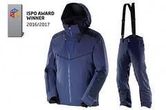 Lyžařské oblečení Salomon Whitefrost