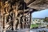 Vishnu Takes a Giant Step at Badami, India