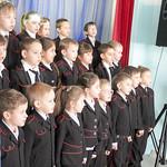 Фестиваль патриотической песни в школе им.А.В.Суворова в Геленджике