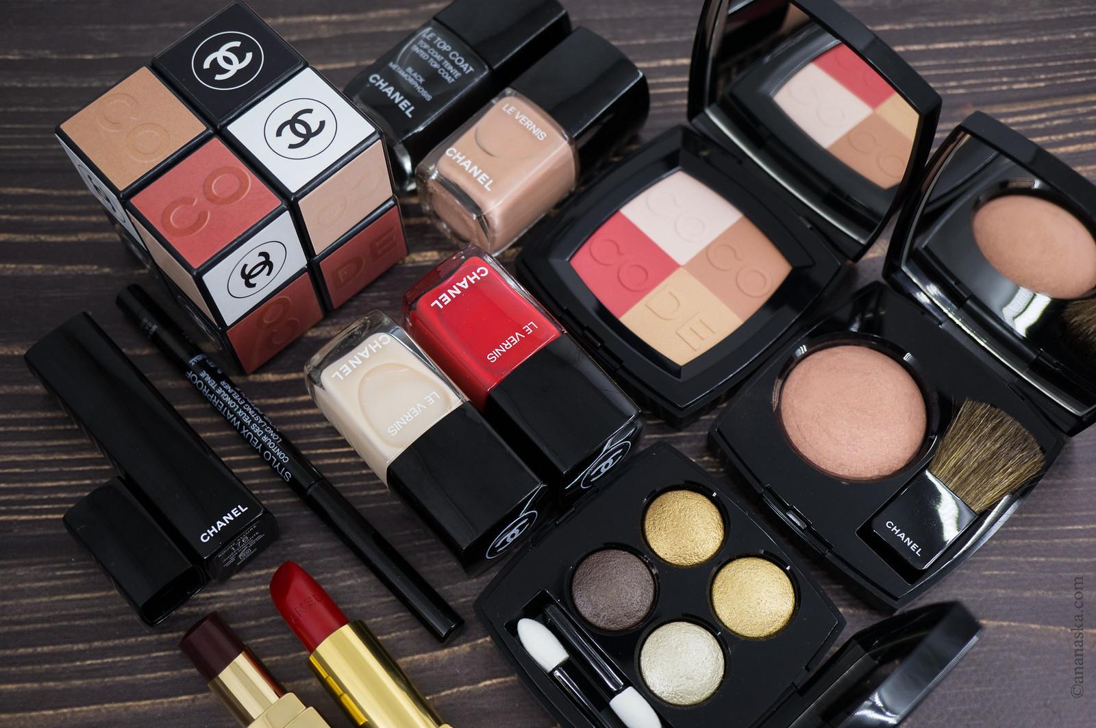 Chanel Coco Codes Spring 2017