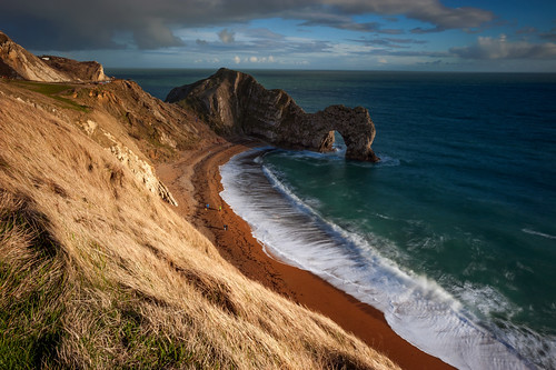 The Jurassic Coast Durdle Door
