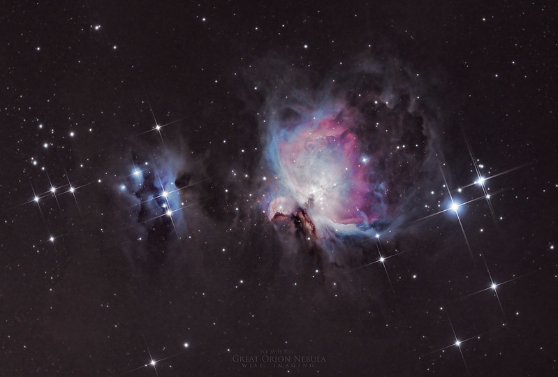 Avx vs Sirius for DSO astroimaging - Beginning and