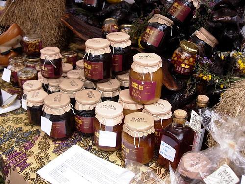 Miel, miel y más miel