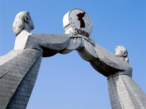 Pyongyang-Kaesong highway