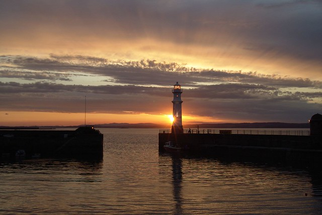 Newhaven Sunset 2