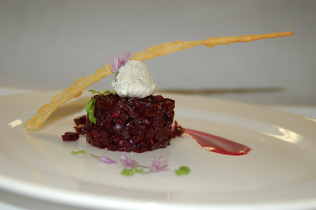 Roasted Red Beet Tartare | Flickr - Photo Sharing!