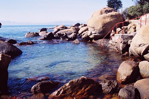 Skellies Rockpool Fish Hoek Flickr Photo Sharing