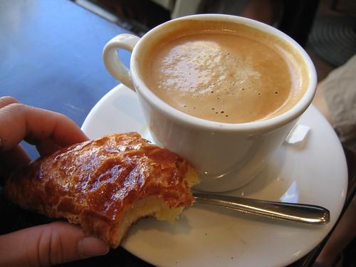 My Parisian breakfast