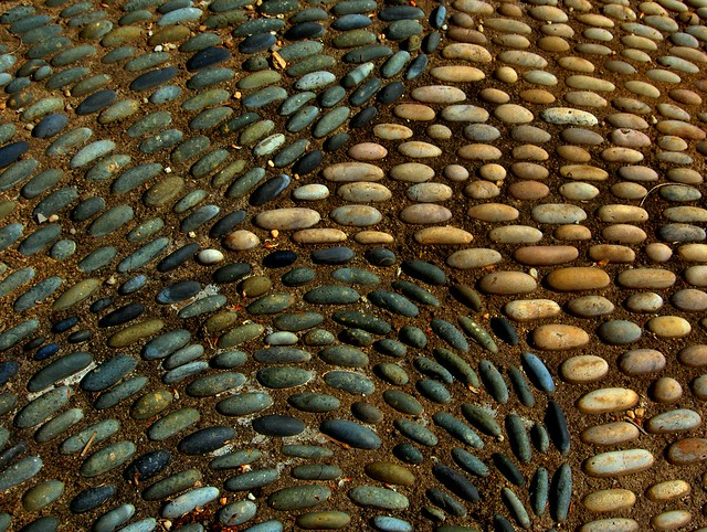 Path of Pebbles............