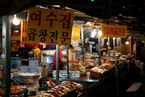 Food Wagon [Dongdaemun / Seoul]