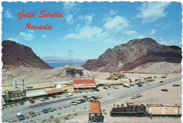 Hoover Dam Postcard Tour