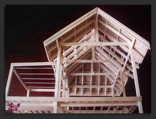 1 the hip and gable roof design flickr photo sharing for Box gable roof