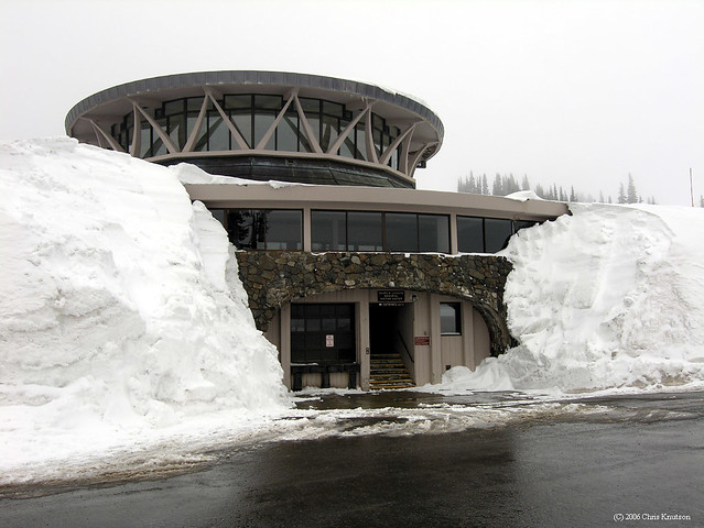 Visitor Center at Paradise