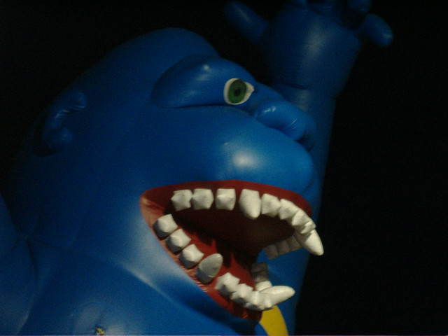 Blue gorilla - photo#19