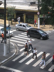 traffic, road, lane, street, pedestrian, infrastructure, pedestrian crossing, zebra crossing, intersection,