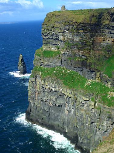Acantilados irlandeses