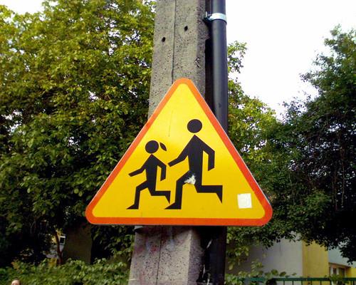 Varning för barn, Warszawa
