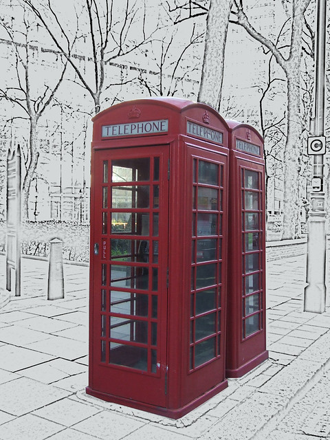 cabina telefonica inglese flickr photo sharing