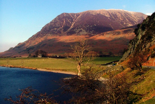Crummock Water Scenery, Lake District, UK | Flickr - Photo ...