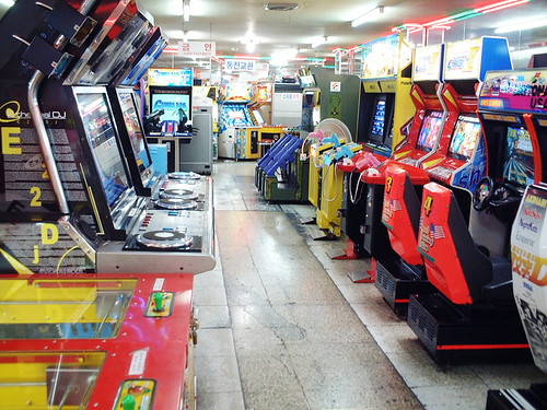Game Center [Insa-dong  / Seoul]