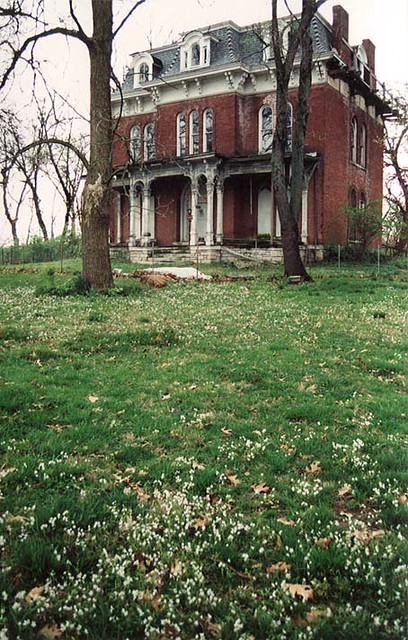 The Historic Mcpike Mansion Flickr Photo Sharing