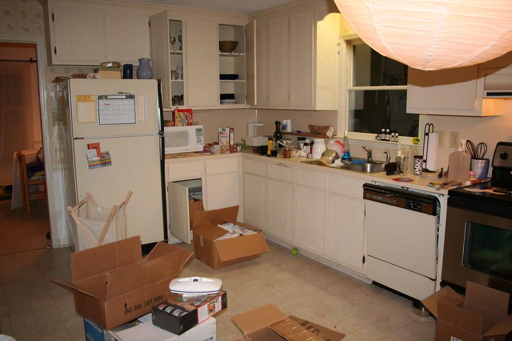 Pakowanie kuchni