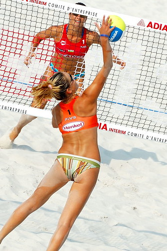 Paris FIVB Beach Volley World Tour 2006