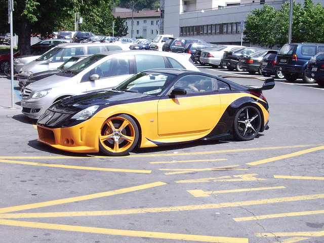 Nissan 350Z Custom Paint Jobs http://www.flickr.com/photos/hubersphotos/201817305/