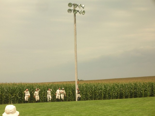 Field of Dreams, Dyersville, Iowa from Flickr via Wylio