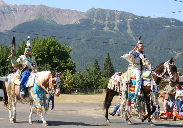 Nez Perce Princesses